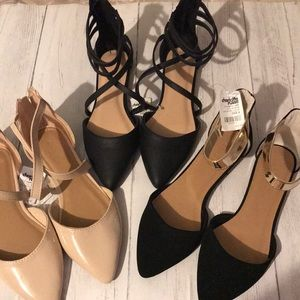 Charlotte Russe size 6 shoes